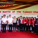 2014 Battle of the Kaizen Champions (Overall Champion) Finance and Admin Dept.